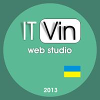 Web-студия ITVin. Создание сайтов и разработка приложений под ключ